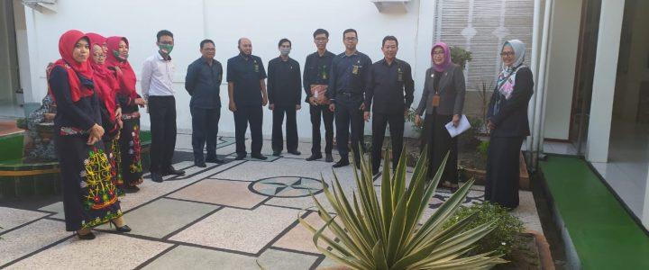 Pengawasan dan Pembinaan oleh Hakim Tinggi Pengawas Daerah Pengadilan Tinggi Agama Palangka Raya Di Penngadilan Agama Buntok
