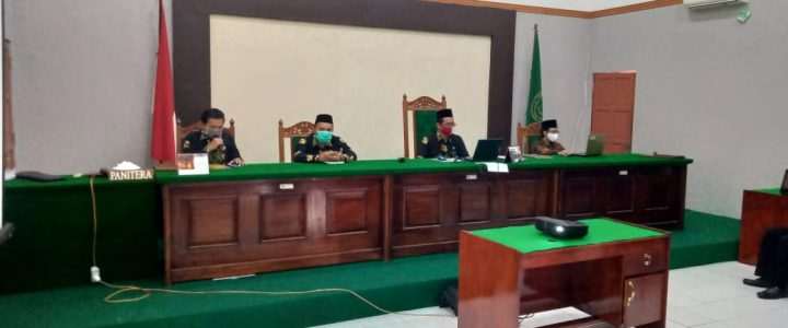 Closing Meeting APM (Assesmen Internal) Pengadilan Agama Buntok Dengan Optimisme Raih Hasil Terbaik