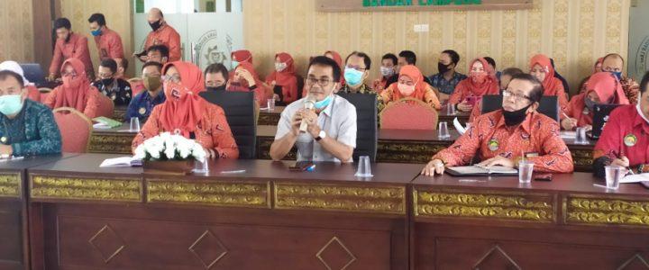Pantau Perkembangan Pembangunan ZI, Sekretaris Ditjen Badilag Lakukan sureveillance ke Wilayah PTA Bandar Lampung