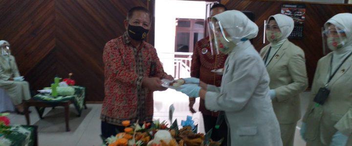 Peringatan HUT Dharmayukti Karini ke XVIII Cabang Kalimantan Tengah