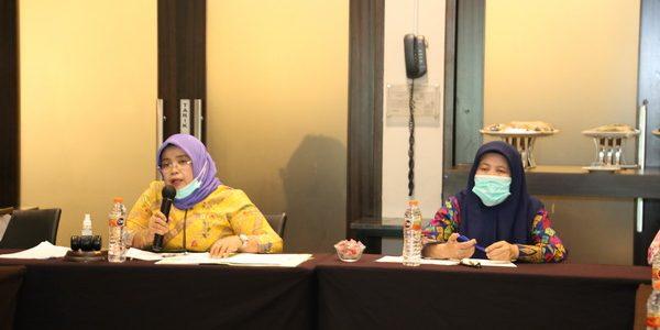 Direktur Pembinaan Administrasi Peradilan Agama Pimpin Lanjutan Kegiatan Penyusunan Media Informasi Penyandang Disabilitas Peradilan Agama