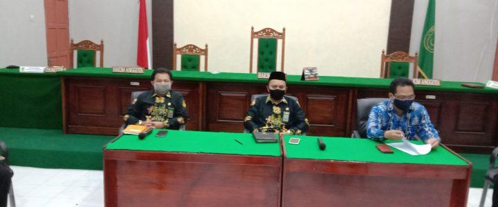Rapat Koordinasi Pengadilan Agama Buntok